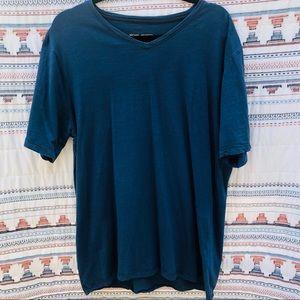 Michael Brandon premium cotton slub tshirt size  L